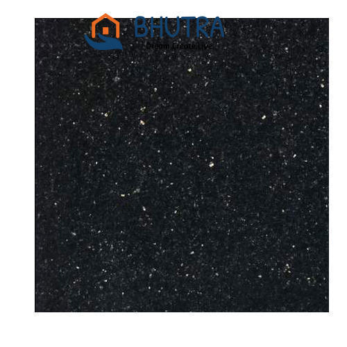 Bhutra Slab Jet Black Granite for Flooring