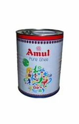 Amul Ghee 5 Ltr tin mrp 2350 RS/ selling price 2235 rs/
