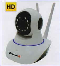 Zebion 2 MP Wireless CCTV Camera Night Vision, For Indoor Use