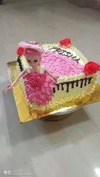 Ice Cake, Packaging Type: Cake Box