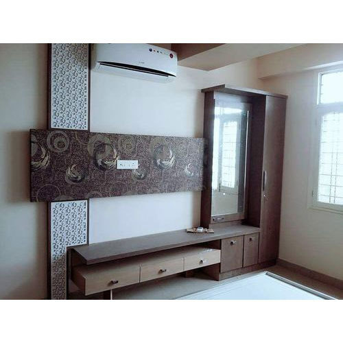 Bedroom TV Unit, Max TV Screen Size: 50 59 Inch