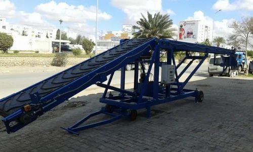 Manufacturer of Portable Conveyor Belt & Conveyor Belt Hot Jointing