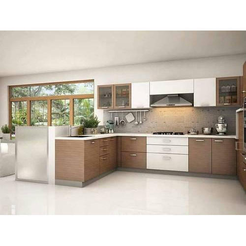 Wooden Kitchen Cabinet At Rs 950 Square Feet Wooden Kitchen