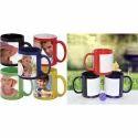 Optional Ceramic Printed Coffee Mug, Packaging Type: Box