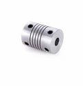Aluminium Flexible Beam Coupling