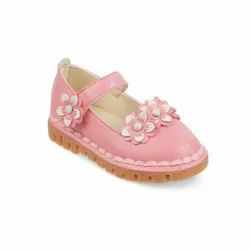 KTG791 Pink Girls Bailey Shoes