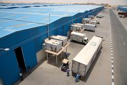 Warehouses Constructions Maintenance Services