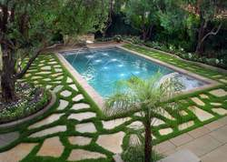 Concrit Out Door Swimming Pool, 6feet, for Hotels/Resorts