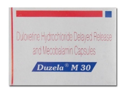 Duloxetine Hydrochloride Delayed Release and Mecobalamin Capsules