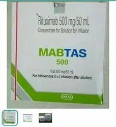 Mebtas 500 mg inj