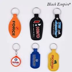 Promotional Printed ABS Screen Printing Keychain