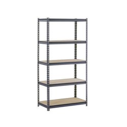 Open Slotted Angle Rack