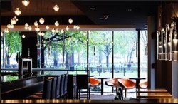 Multicolor Restaurant Furniture