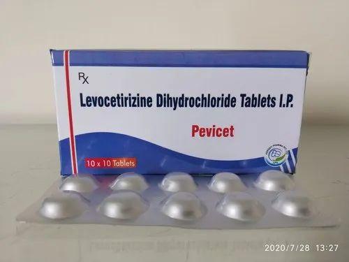Levocetirizine Dihydrochloride Tablets I.P