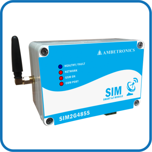 RS-485 To MQTT Converter, SIM2G485, Ambetronics Engineers Private