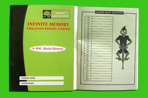 Abacus & Memory Techniques Books
