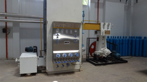 Oxygen Plant - Oxygen Generating Plant Manufacturer from New