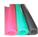 Para Floating Rubber Sheet