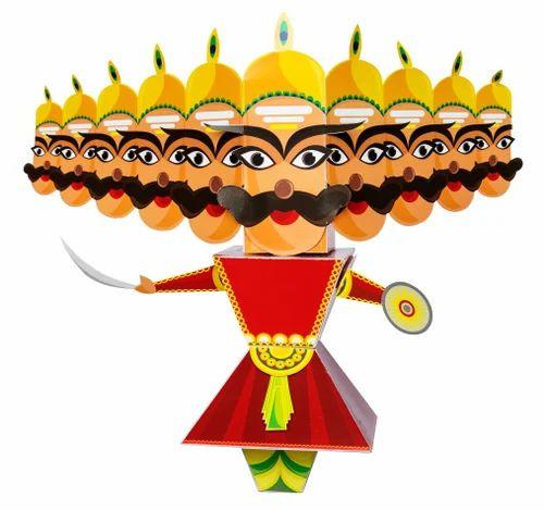 Craftoi 3d Diy Indian Paper Craft Kits At Rs 90 Pack Goregaon