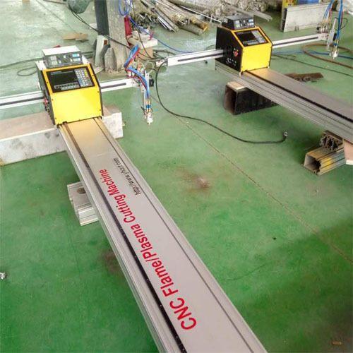 Cnc Plasma Cutting Machine Portable Cnc Oxy Cutting