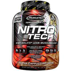 Muscle Tech MUSCLETECH NITROTECH, Packaging Type: Plastic Container