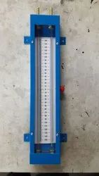 Manometer for Chemical Industries