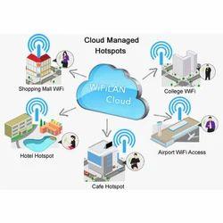 Cloud Managed Hotspots Solution