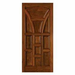 Wood Arsh Traders Wooden Single Door