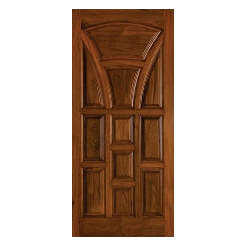 Wood Arsh Traders Wooden Single Door