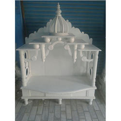 Ramdev Handicrafts Medium Makrana Marble Temple