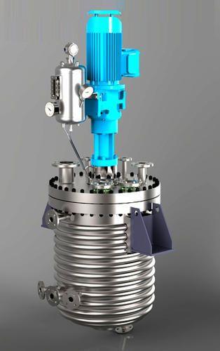 Chemical Process Reactor, Capacity: 2.5 KL