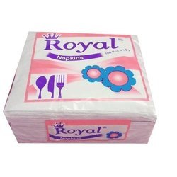 White Facial Tissue Royal Napkins