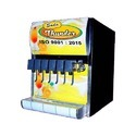 6 Plus 2 Thunder Soda Machine