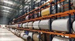 Heavy Duty Roll Storage Rack