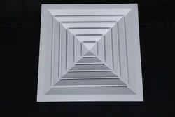 Aircons Flat Ceiling Diffuser