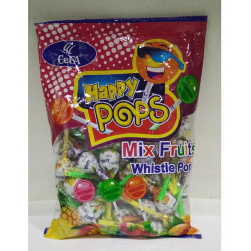 Mix Fruit Lollipop