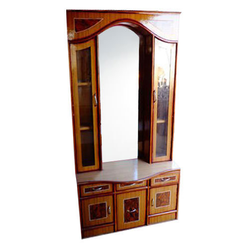 brown modern dressing table rs 9000 piece chandrakalla. Black Bedroom Furniture Sets. Home Design Ideas