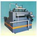 Semi Automatic Tapelss Surface Slitter Rewinder Machine