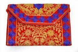051b1436b Multicolor Palash SHG Small Fabric Sling Bags