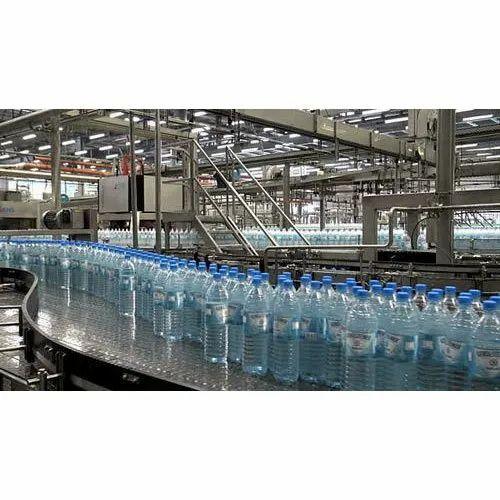 Bottling Plant - Fully Automatic Bottling Plant Manufacturer