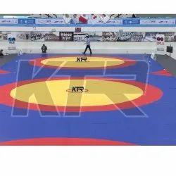 Wrestling Mats Without Cover