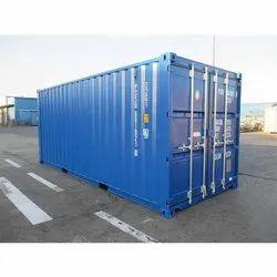 Rectangular Corten Steel 20 feet Container