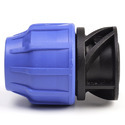 HDPE Pipe End Cap