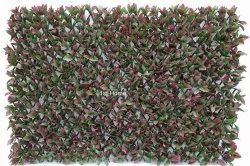 PP Rectangular Artificial Grass Wall