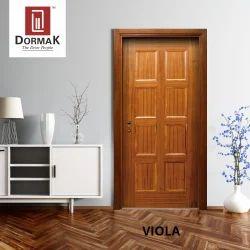 Viola Veneer Designer Wooden Door
