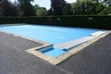 Running Length Anti Skid (Non Slip Mat) for Swimming Pool with Drain Holes