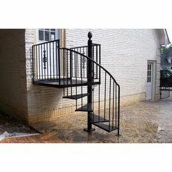 Iron Staircase