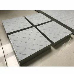 FRP Grating Flooring Checker Plate