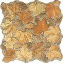 Embossed Leaf Wall Tiles