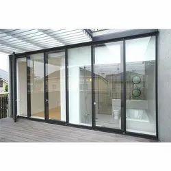 Aluminium Sliding Doors, Exterior